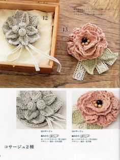 #ClippedOnIssuu a partir de Crochet and knitting