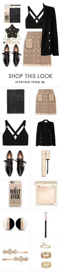 """#1035 Stella"" by blueberrylexie ❤ liked on Polyvore featuring Bynd Artisan, Dorothy Perkins, River Island, Casetify, Jouer, Morphe, Henri Bendel, Miss Selfridge and Aspinal of London"