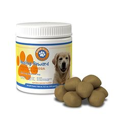 Pawfectchow Omega 3 for Dogs - Alaskan Salmon Fish Oil Treats for Dogs - Omega 3 6 9 - EPA & DHA Fatty Acids - Skin and Coat Supplement - Dry Itchy Skin, Shedding & Allergy Relief - Hip Joint Health Dog Ramp, Dog Nutrition, Oils For Dogs, Pet Supplements, Fish Oil, Omega 3, Dog Supplies, Health And Safety, Dog Treats