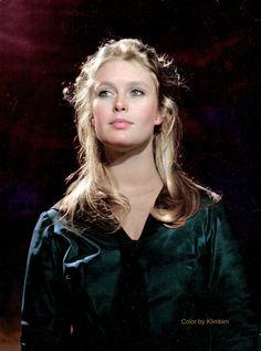 Beata Tyszkiewicz by klimbims on DeviantArt Cinema Actress, History Photos, World Star, Film Director, Classy Women, Pretty Face, Jon Snow, Movie Stars, Actors & Actresses