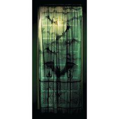 Lace Window Panel Decoration - OrientalTrading.com
