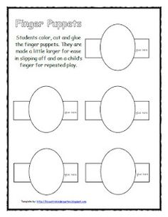 frog finger puppet template - 1000 images about finger puppet ideas on pinterest