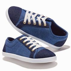 stay beautiful : Indigo Hues Sneaker