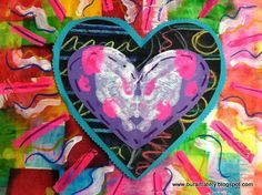 Tons of applications for this sweet art! heart