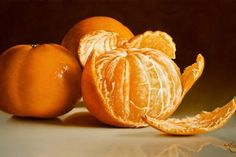 """For the Taking,"" by Mickie Acierno 12 x 24 - oil Hyper Realistic Paintings, Realistic Drawings, Painting Still Life, Still Life Art, Fruit And Veg, Fruits And Veggies, Still Life Photography, Food Photography, Oil Canvas"