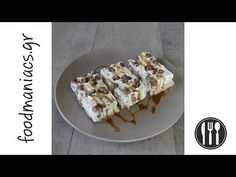 Για τη συνταγή αυτή θα χρειαστείτε μόλις 4 υλικά και πολλή όρεξη για να το φάτε! Αυτό το παγωμένο γλυκό με ζαχαρούχο αποτελεί μια υπέροχη συνταγή για αρχάριους που θα χρειαστούν μόλις 4 υλικά για την παρασκευή του. Greek Recipes, International Recipes, Nutella, Waffles, Recipies, Food And Drink, Ice Cream, Sweets, Bread