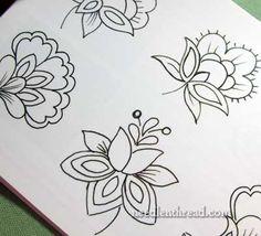 Trish Burr Color Book