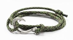 Chasing Fin Adjustable Circle Fish Hook Bracelet Canadian Camo >>> Check out this great product.(This is an Amazon affiliate link)