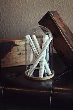 Paper Scrolls - Decorating ideas - DIY Crafts  http://www.christopherhiedeman.com/#!craftsdiy/c12ay