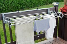Features:  -Strong and durable construction made of heavy-gauge, long-lasting rust proof stainless steel.  -For indoor use, wall mounted and outdoor use on balconies, ramps, fences and any type of rec