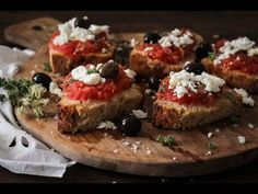 "It's all about Greek Cuisine and ""It's all Greek to Us"". Let's start with a local, traditional recipe from Kefalonia Island, it's summer in our plates with R. Filo Pastry, How To Make Bread, Greek Recipes, Bruschetta, Meatloaf, Food Dishes, Appetizers, Traditional, Cooking"