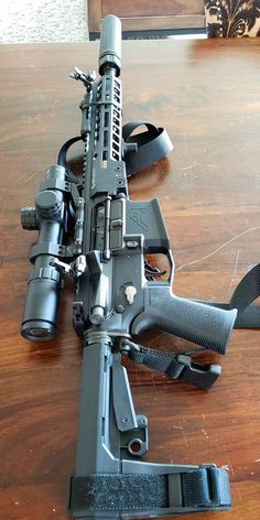 Build Your Sick Cool Custom Assault Rifle Firearm With This Web Interactive Firearm Builder with ALL the Industry Parts - See it yourself before you buy any parts Shotguns, Airsoft Guns, Firearms, Custom Ar, M4 Carbine, Ar Rifle, Ar Pistol, Battle Rifle, Long Rifle