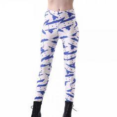 Honduras Flag Women's Leggings Printed Yoga Pants Workout $22.99 + FREE Shipping Worldwide