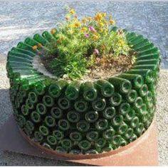 Jardineira ecológica