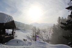 Traumhafte Aussichten - #kitzbühel #kitzski #happywinterstart #dieerstenamberg