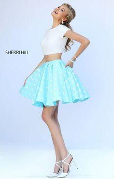Short Sherri Hill prom dress perff for a birthday celebration !