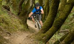 Mountain Biking in the mountains provides a great workout while remaining outdoors.  What more can we ask for?