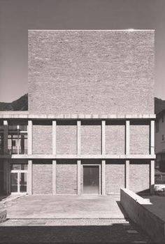 Restauro di Palazzo Tentorio e nuova sede comunale, Canzo, Como MASSIMO FERRARI