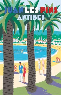 Juan-les-Pins – Antibes