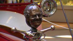 Dark Roasted Blend: Awesome Car Hood Ornaments, Part Two..Re-pin brought to you by agents of #Carinsurance at #HouseofInsurance in Eugene, Oregon
