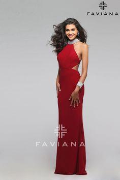 Faviana 7700 Ruby Size 6, Sale $291