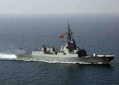 La Armada española en el Báltico como elemento de disuasión de la OTAN-noticia defensa.com