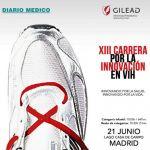 Hoy el blog de Cazafarma te trae la XIII Carrera po la innovación en VIH.