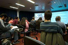 Journalists in the audience by blmurch, via Flickr / Y muchas fotos más del Foro 2012