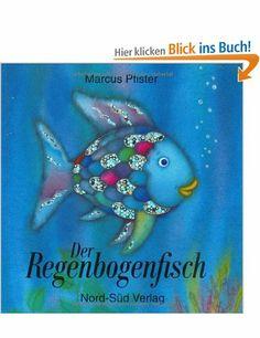 Der Regenbogenfisch: Marcus Pfister: Bücher