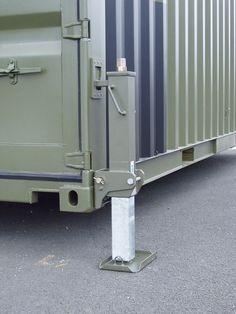 HETEK - ISO-container and structures