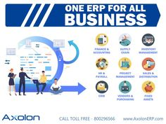 Prepare your small and mid-sized business for long term growth with an ERP solution. AxolonERP provides you with an all-in-one ERP solution. For more details, you can visit our website www.AxolonERP.com or call us at our toll-free number ☎ 800296566. #ERPSoftware #ERPSolution #ERPServices #ERP #EnterpriseResourcePlanning #CustomizedERP #Axolon #AxolonERP #BusinessERP #Automation #ERPSoftwareDubai #ERPSolutionDubai #ERPSoftwareUAE #ERPSolutionUAE #ERPSoftwareOman #ERPSolutionOman
