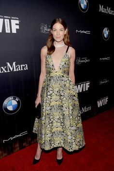 Michelle Monaghan - Ninth Annual Women in Film Pre-Oscar Cocktail Party Presented By Max Mara, BMW, M.A.C Cosmetics And Perrier-Jouet - February 26, 2016