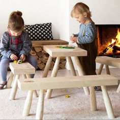 Children's Table     #furniture #kids