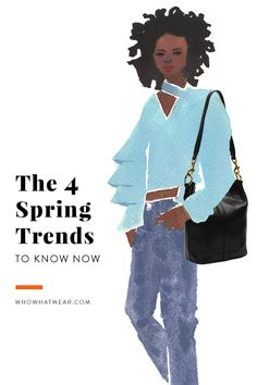 These are the top trends to have on your radar this season. #ad