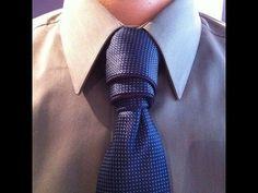 How to tie a Van Wijk Knot - YouTube