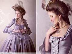 """Jewels of Barock"" by Viona ielegems - 18th-century inspired photo shoot"