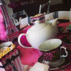 French Tea Party!