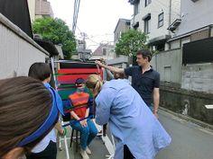 撮影風景5 Behind The Scenes, Baby Strollers, Street View, Children, Baby Prams, Young Children, Boys, Kids, Prams