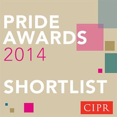 Engage Comms Ltd shortlisted for Best Use of Social Media, Best Use of Digital and Outstanding Small Consultancy at the CIPR Yorkshire & Lincolnshire PRide Awards 2014.