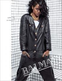 Balmain - - SS 2014 - Ad Campaign | TheImpression.com
