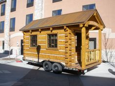 portable log cabins | Tiny House Blog , Archive Forrest Classics Portable Cabins