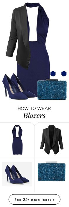 """""""Untitled #45"""" by katty-kat-537 on Polyvore featuring CHARLES & KEITH, Natasha Accessories, LE3NO, Wolf & Moon and halterdresses"""