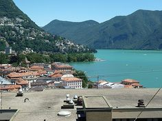 Lake Lugano Italy Lugano! the train trip with S&K,  the boat to the grotto