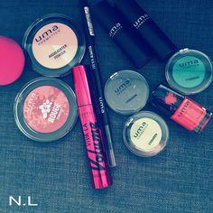 Fashion.Makeup.Ballet. Travel. - nantialeonidou:   Thank you Uma cosmetics !!!! Ich...