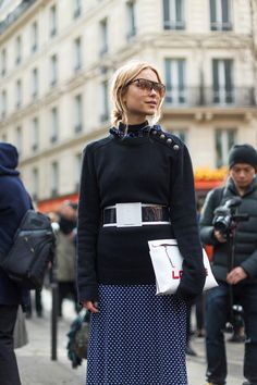 AStreet Chic: Style from Paris