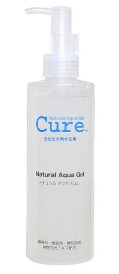 04cfa627762 Cure Natural Aqua Gel 250ml - Best selling exfoliator in Japan! Best  Exfoliators, Sensitive