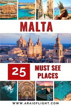 Want to know the best places to visit in Malta and Gozo? Find out exactly where to go, attractions and things to do in Malta here [UPDATED WITH PHOTOS] London Travel Guide, Malta Travel Guide, Europe Travel Guide, Travel Deals, Spain Travel, Toronto Travel, Travelling Europe, India Travel, Budget Travel