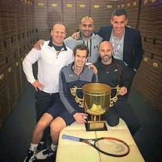 Andy Murray, Tennis Players