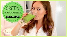 7 breakfast smoothie recipes to get started easily. First, detox recipes, then moving to weight loss smoothies later. Vegetarian Smoothies, Healthy Green Smoothies, Green Smoothie Recipes, Smoothie Drinks, Healthy Drinks, Healthy Foods, Healthy Eating, Weight Loss Detox, Weight Loss Diet Plan