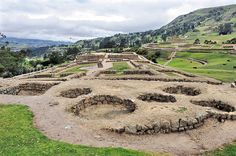 Tucked away in the Canar Province of Ecuador is an archaeological wonder, the largest known Inca ruins in Ecuador. Isla Galapagos, Site Archéologique, Quito Ecuador, Family Roots, Inca, The Weather Channel, Bolivia, Deities, Cover Photos